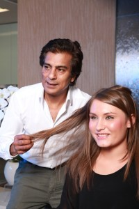 Hairstyles of the Rich and Famous – Internationally Renowned Celebrity Hairdresser Asgar on his Brush with the Glitterati. 2