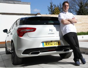 BBC MasterChef 2011 winner and Citroen create Delicious by DS5 for charity. 4