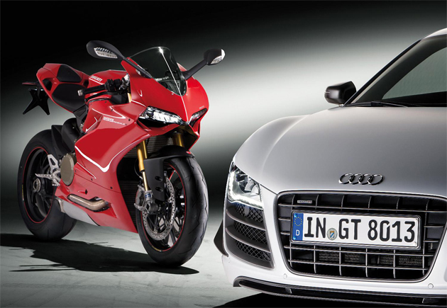 Audi acquires Ducati Holdings S.p.A– AUDI AG is acquiring Ducati Motor Holding S.p.A from Investindustrial Group. The transaction will be completed as quickly as possible once authorised by the competition authorities