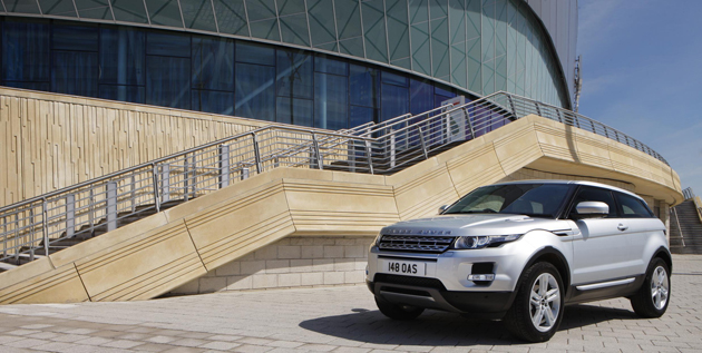 World Design Car of the Year is 101st Global Award for the Range Rover Evoque. 2