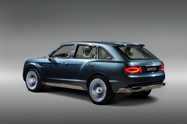Bentley Reveals Powertrain Details for the Bentley EXP 9F Luxury SUV Concept. 4