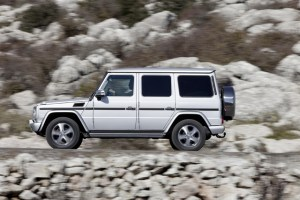 The latest incarnation of the Mercedes-Benz G Class - Forever Young. 5