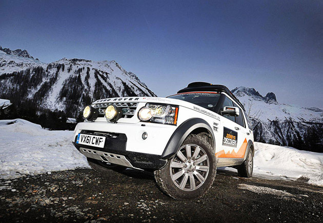 The Land Rover Discovery Journey - 50 Days and 8000 Miles 4