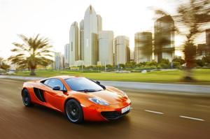 McLaren Middle East marks the opening of Abu Dhabi with a new 12c film.