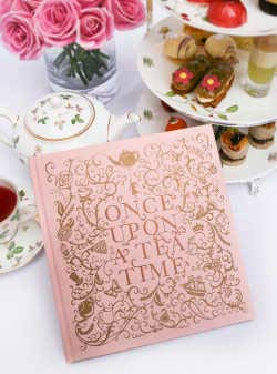 Limited Edition: Langham's 'Once Upon a Tea Time' Book