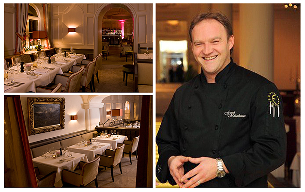 Asia's affair with Europe at Laulenzi Hotel Bachmair Weissachs latest culinary highlight.
