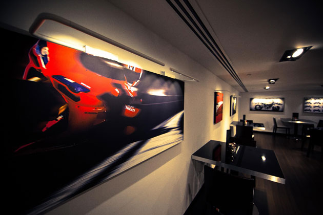 The Ducati Caffè's concept restaurant and lounge bar has opened in the heart of Dubai.