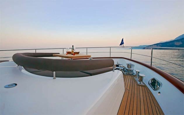 Vicem Yachts with an all new World Premiere - The New 107 Cruiser – MY Moni.