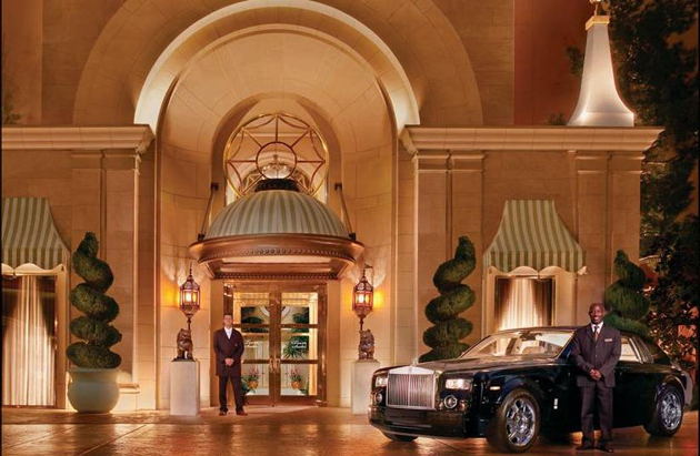 Some of the world leading luxury brands will be showing their wares at the Wynn Las Vegas.