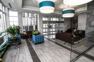 Wyndham Hotels add the 152-room Wyndham Garden Fallsview Niagara Falls in Ontario.