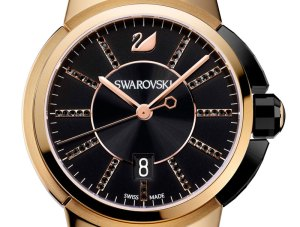 The Swarovski Piazza Grande watch collection - Incorporating urban forms of contemporary architecture. 2