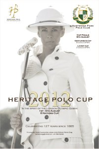 Hurtwood Park Polo Club plays host to the 7th Heritage Polo Cup on 1st -5th August 2012.