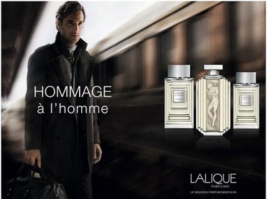 Hommage à L'Homme de Lalique