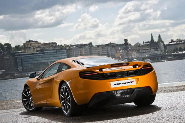 McLaren enters its 21st Global Market, the Nordics, with a new McLaren facility in Stockholm.