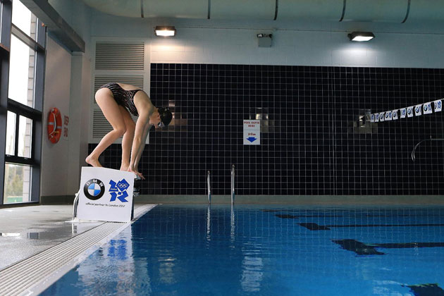Double Olympic champion Rebecca Adlington recently joined London 2012 automotive partner, BMW and sports scientist Professor Greg Whyte to highlight how expertise in vehicle aerodynamics can be used to analyse the hydrodynamics of her underwater performance ahead of the Games.