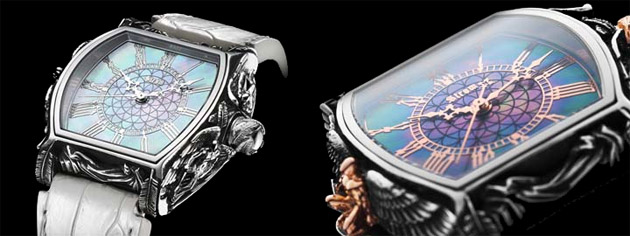 Daniel Strom unveils his third mystical work, the Angelus watch.