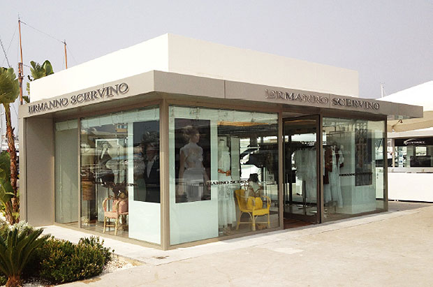 Ermanno Scervino opens its latest Maison store in the fahionable Ibiza Town.