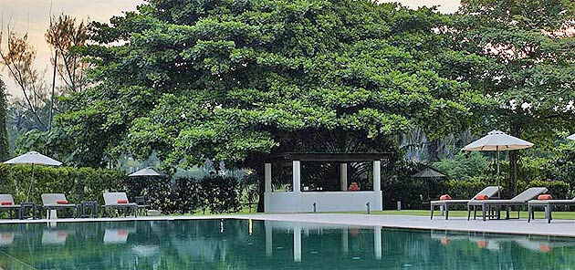 Malaysian luxury boutique hotel - The Club at Saujana Resort joins Small Luxury Hotels of the World.