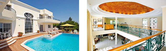 Last Minute Summer Villa vacation ideas along Europe's coastal regions.