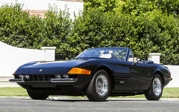 The 1973 Ferrari 365 GTB Daytona Spider