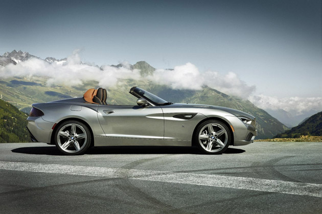 Barely three months after the sensational premiere of the BMW Zagato Coupé, BMW and Zagato are turning heads again at the 2012 Pebble Beach Concours d'Elegance with the fruits of their latest collaboration.
