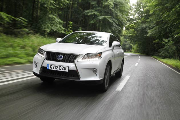The new Lexus RX 450h not only brings sophistication and refinement to the luxury SUV market, its full hybrid system delivers the kind of tax savings its rivals simply cannot match.