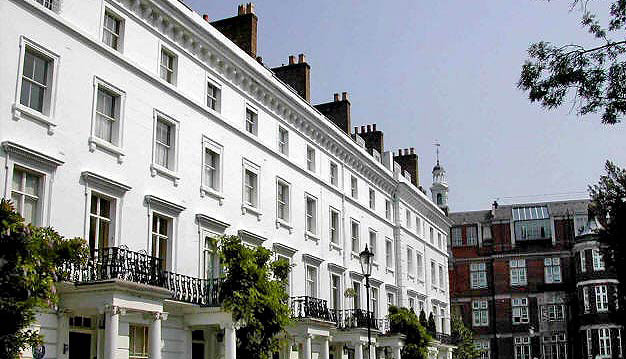 Prime central London property prices have hit a new high but the pace of growth is glowing.