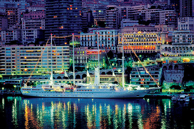 Windstar Cruises have announced an exclusive Grand Prix package for its Yachting the Rivera voyage.