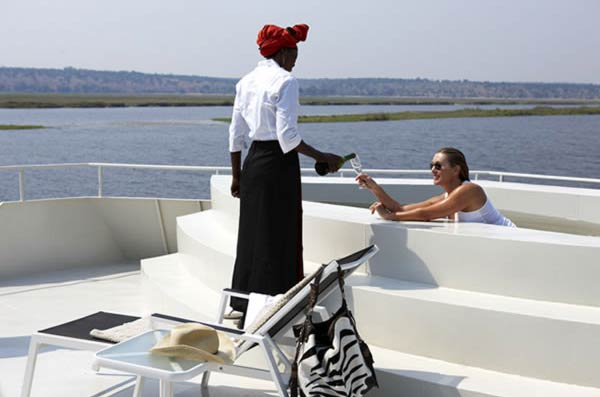 "For Stern, summing up life on the Zambezi Queen is simple, succinct and enticing; ""It is an absolutely unique experience."" For more information, or to make a booking for the Zambezi Queen, please visit the website on www.zambeziqueen.com"