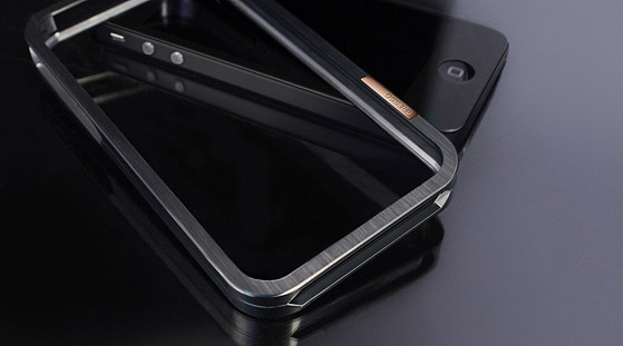 Gresso unveils a revolutionary limited edition bumper-case for iPhone 5