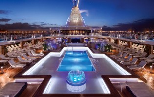Oceania Cruises is offering two new taster cruises on board the company's brand new mid-sized, luxury cruise ship, Riviera. 3