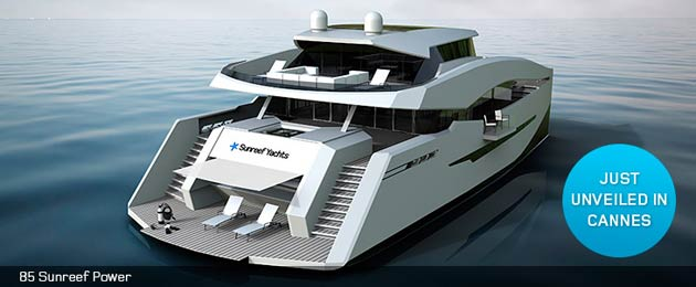 Sunreef Yachts Sets Another Milestone in Power Catamaran Design with the New 85 Sunreef Power
