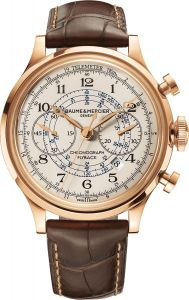 Baume & Mercier to display iconic time pieces dating back to 1830 at TimeCrafters 2012 2