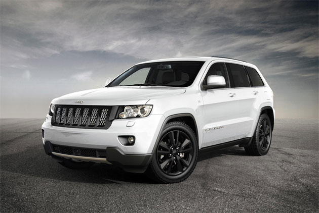 Plans to continue the success of the remarkable Jeep range of 4x4 vehicles have been announced, with details of a formidable new Grand Cherokee 'Sports Line' version, the S-Limited.
