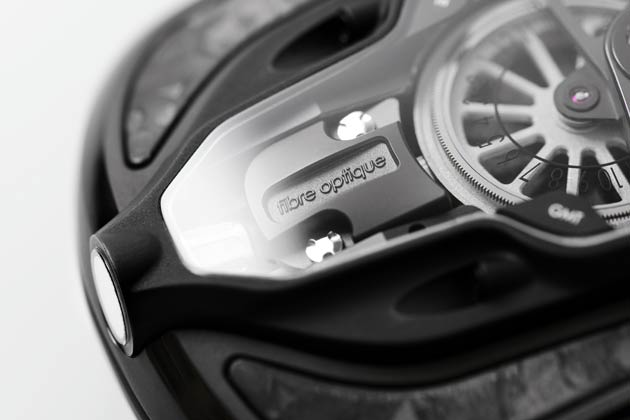 Creator of the first mechanical mobile phone, Celsius X VI II is expanding its range with a more accessible new collection called OptiC.