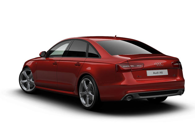 Back to black for Audi A6 and A7 – The Audi A6 and A7 Sportback are now available with a new top-of-the-range Black Edition specification which combines a darker, more purposeful look with more extensive equipment.
