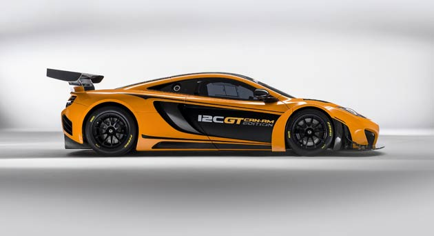 Mclaren GT confirms limited run production of 12C GT CAN-AM, the most powerful 12C ever.