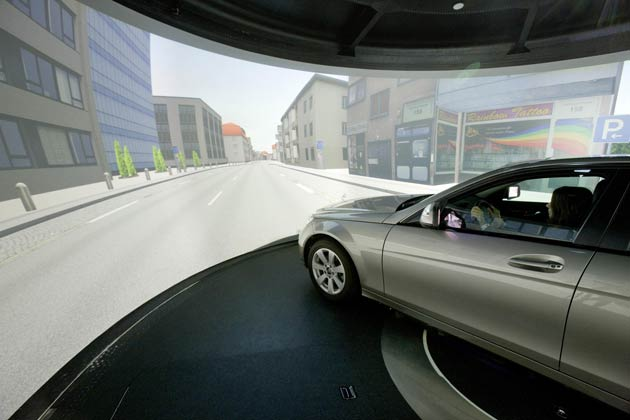 Mercedes-Benz takes motoring into a whole new dimension with Intelligent Drive.