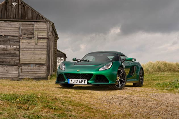 Lotus Exige S Takes Joint Top Honours In Evo 'Car of the Year 2012'