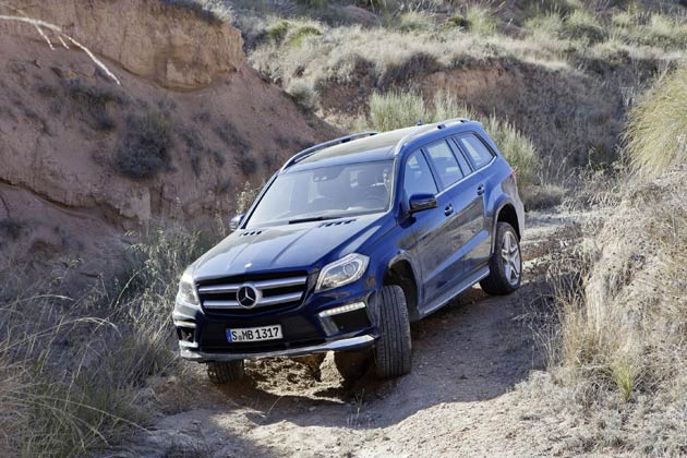 The new generation Mercedes Benz GL-Class is the most advanced, high performance and fuel efficient version yet.
