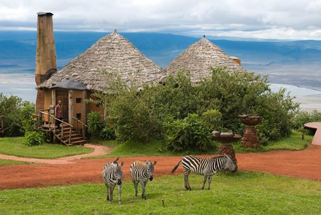 Part two of Reena Patels amazing luxurious safari adventure took place at andBeyond Ngorongoro Crater Lodge for two incredible nights – boasting 30 sumptuous safari suites, perched on the rim of the Ngorongoro Crater.