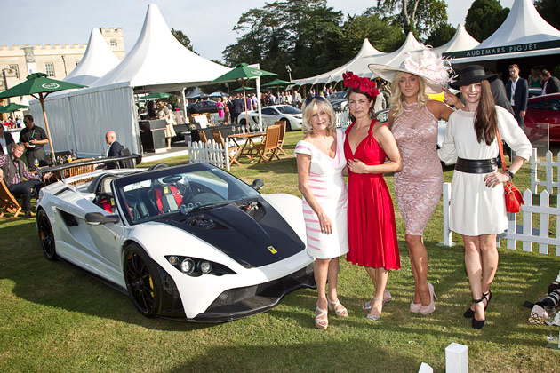 2012 in Review: Our Editor, Simon Wittenberg provides his thoughts on the Salon Prive event in London. 3
