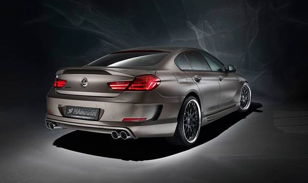 Noble lines and bewitching proportions make the Coupé known at BMW as the F06 one of most attractive cars ever to roll off the production lines at BMW.