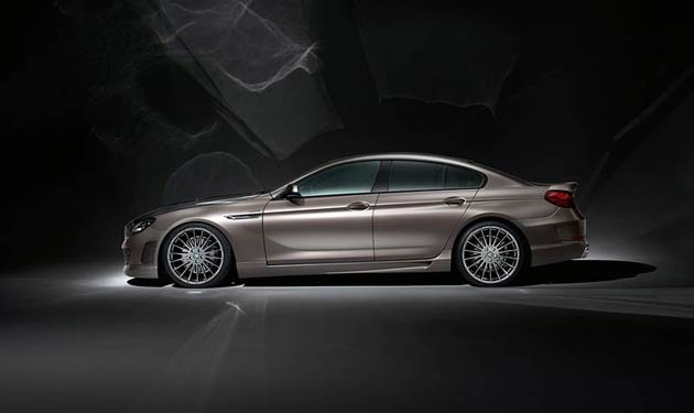 The standard BMW 6-series Gran Coupé is amongst the most elegant of luxury cars.