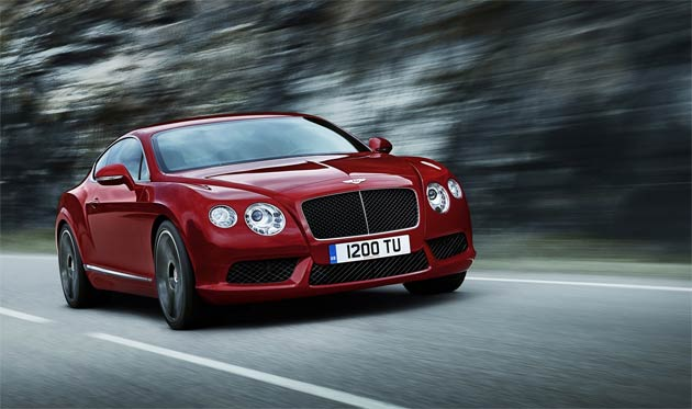 The Bentley Continental GT V8 increased its collection of awards by taking the prestigious Middle East Motor Award in the Premium Luxury Coupe category, beating vehicles from other marque brands such as Rolls-Royce and Ferrari to the accolade.