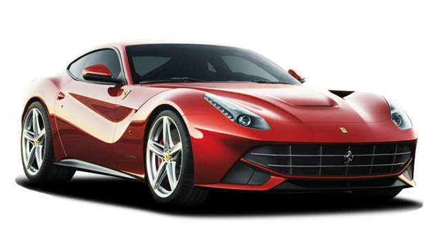 The F12 is the most rapid and powerful road-going model ever produced by the Prancing Horse, succeeding the outgoing 620 bhp 599 GTB. Designed by the Ferrari Styling Centre and Pininfarina, the F12 Berlinetta will sprint from 0 to 60 mph in only 3.1 seconds, and hit a top speed of over 211 mph thanks to its 730 bhp V12 engine which is based on that of the Enzo.