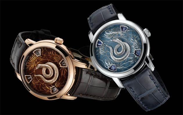 Vacheron Constantin present a new collection of timepieces - The Legend of the Chinese Zodiac