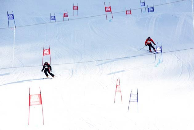 Thanks to Eberhard, it is moving to the ski slopes for the very first time for the Chef's Cup. Teams of four players will compete in each leg of the match, following a map and recording their scores, and the team with the best score will win a dedicated prize.