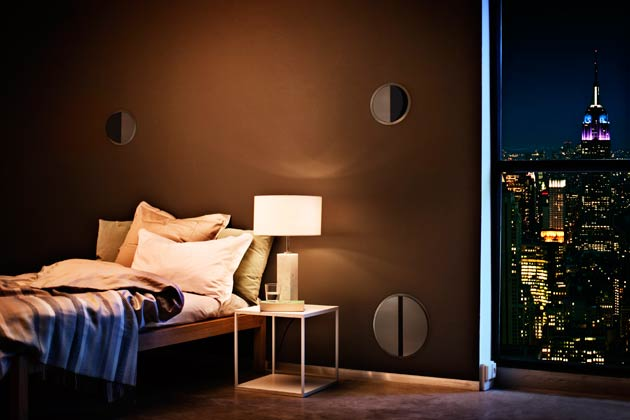 Bang & Olufsen Unveils New Built-In Sound System