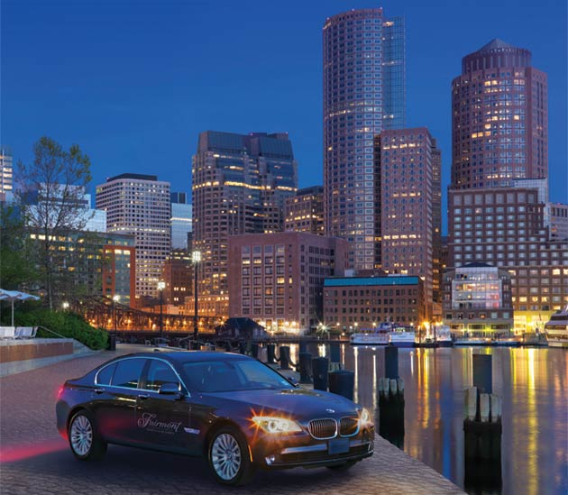 BMW And Fairmont Hotels & Resorts Partnership Moves Up A Gear